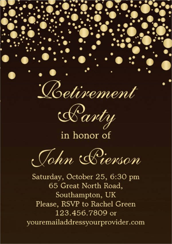 Formal event Invitation Template Unique 28 formal Dinner Invitations Psd Word Ai Publisher