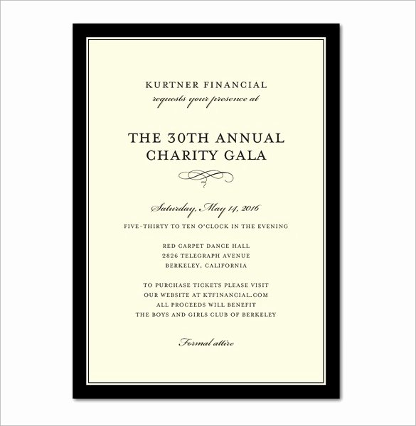 Formal event Invitation Template Unique Invitation Template 43 Free Printable Word Pdf Psd