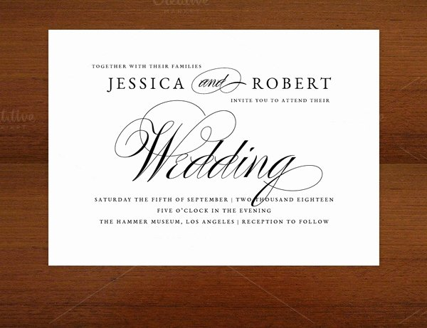 Formal Invitation Template Free Lovely 25 Wedding Invitation Templates Psd Eps Png Word