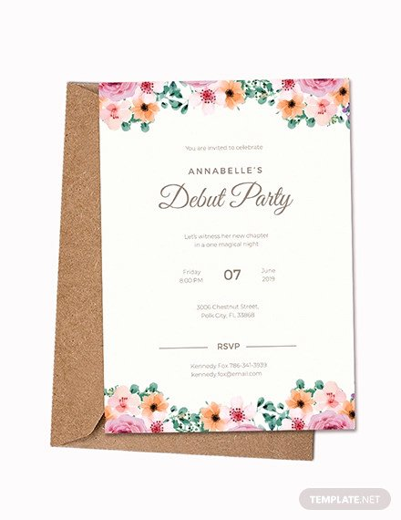 Formal Invite Template Free Lovely 77 formal Invitation Templates Psd Vector Eps Ai