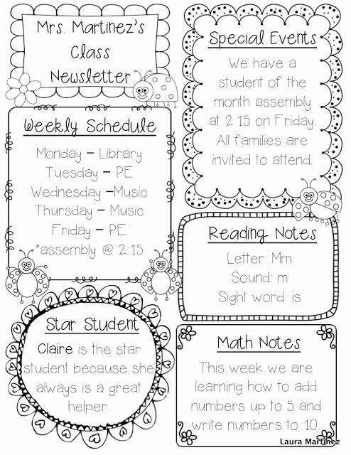 Free Class Schedule Template Luxury Classroom Schedule Template for Teachers