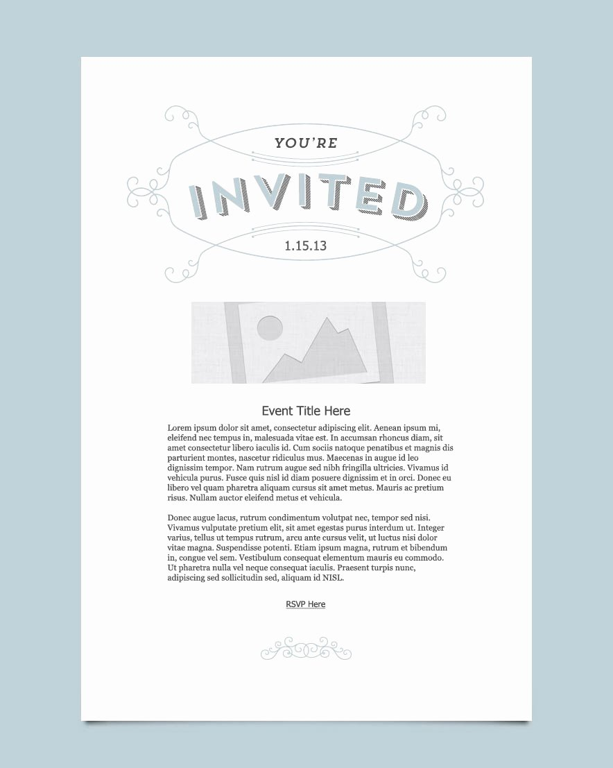 Free Email Invitation Template Awesome Invitation Email Marketing Templates Invitation Email