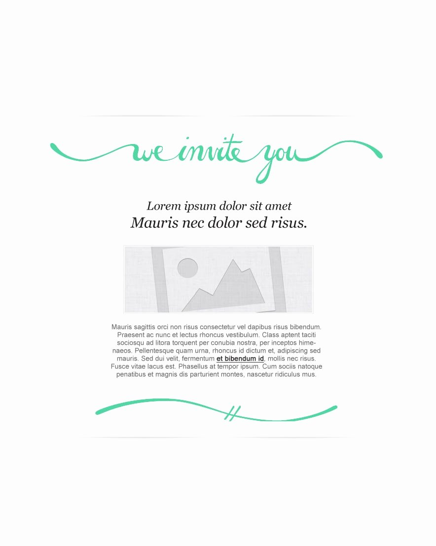 Free Email Invitation Template Inspirational Free Invitation Email Templates Emma Inc