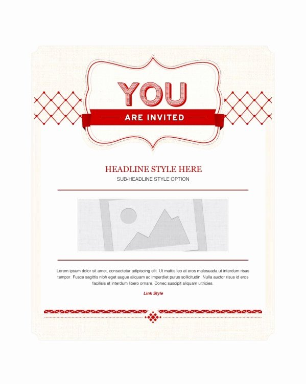 Free Email Invitations Template Inspirational Invitation Email Marketing Templates Invitation Email