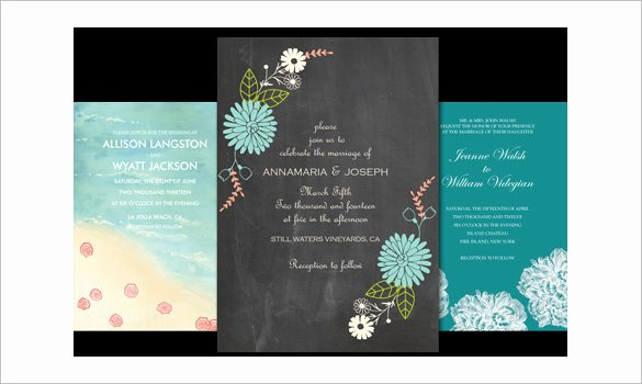 Free Email Invitations Template Luxury Wedding Invitation Template 71 Free Printable Word Pdf