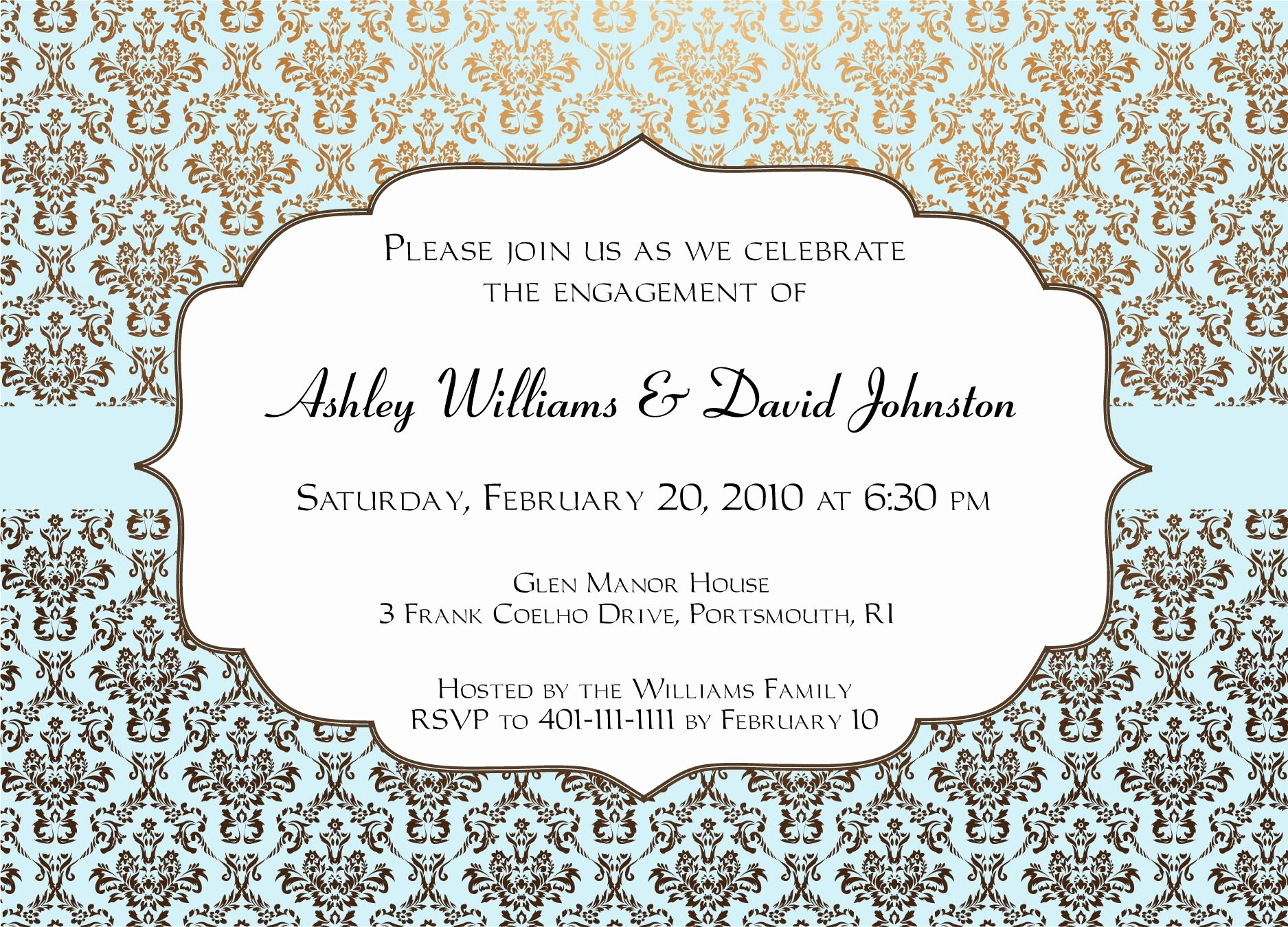 Free Engagement Party Invitation Template Inspirational Engagement Party Invitations Templates