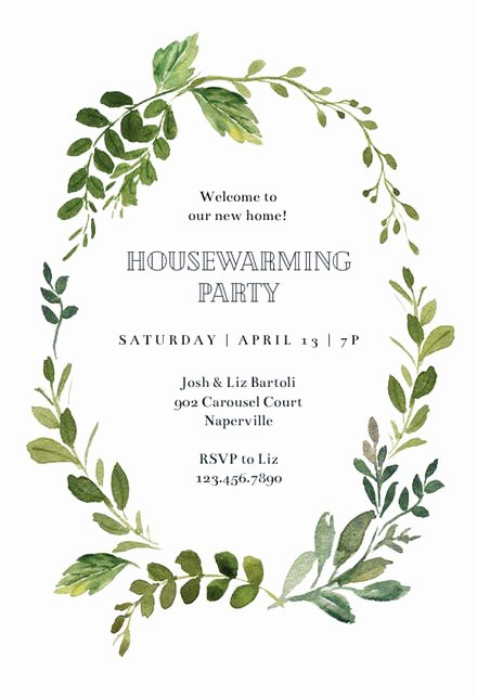 Free Engagement Party Invitation Template Lovely Housewarming Invitation Templates Free