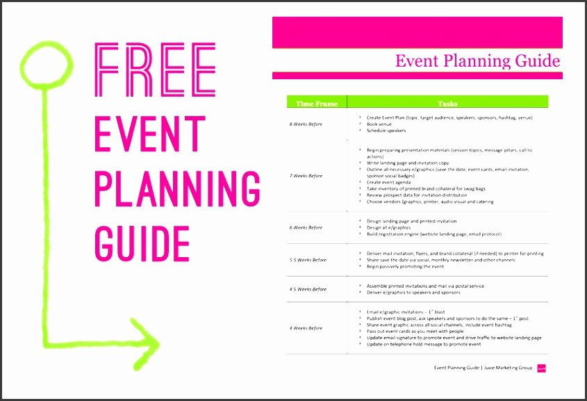 Free event Planner Template New 5 Printable Church event Planning Checklist