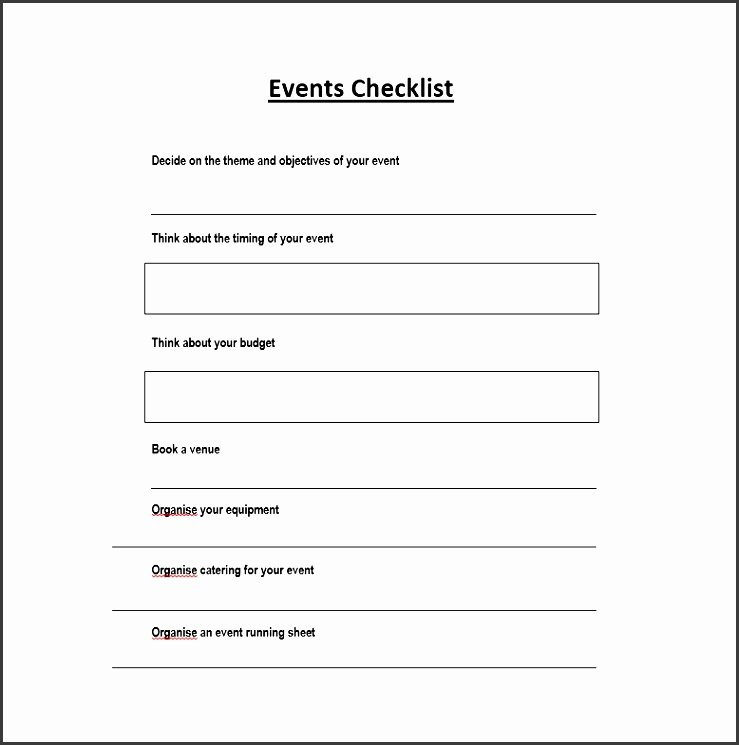 Free event Planning Template Download Lovely 11 Free Church event Planning Checklist Template to