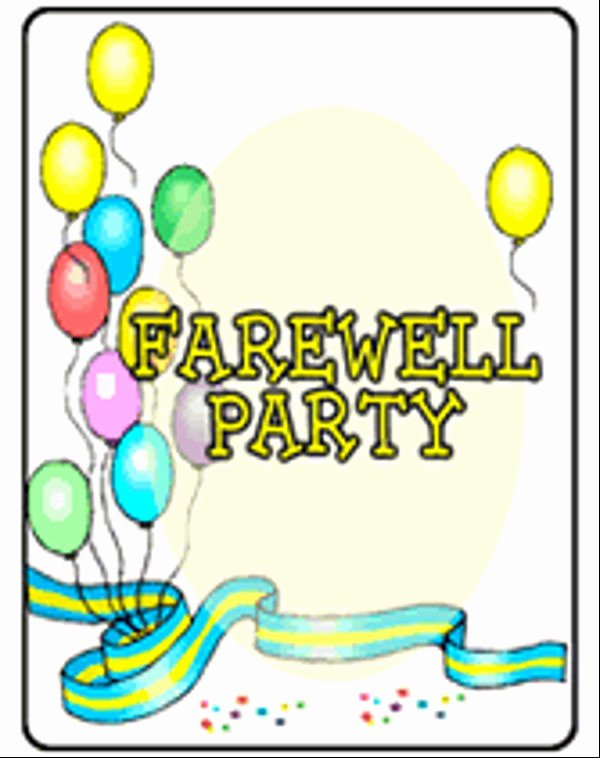 Free Farewell Invitation Template Awesome 16 Farewell Lunch Invitation Jpg Vector Eps Psd Ai