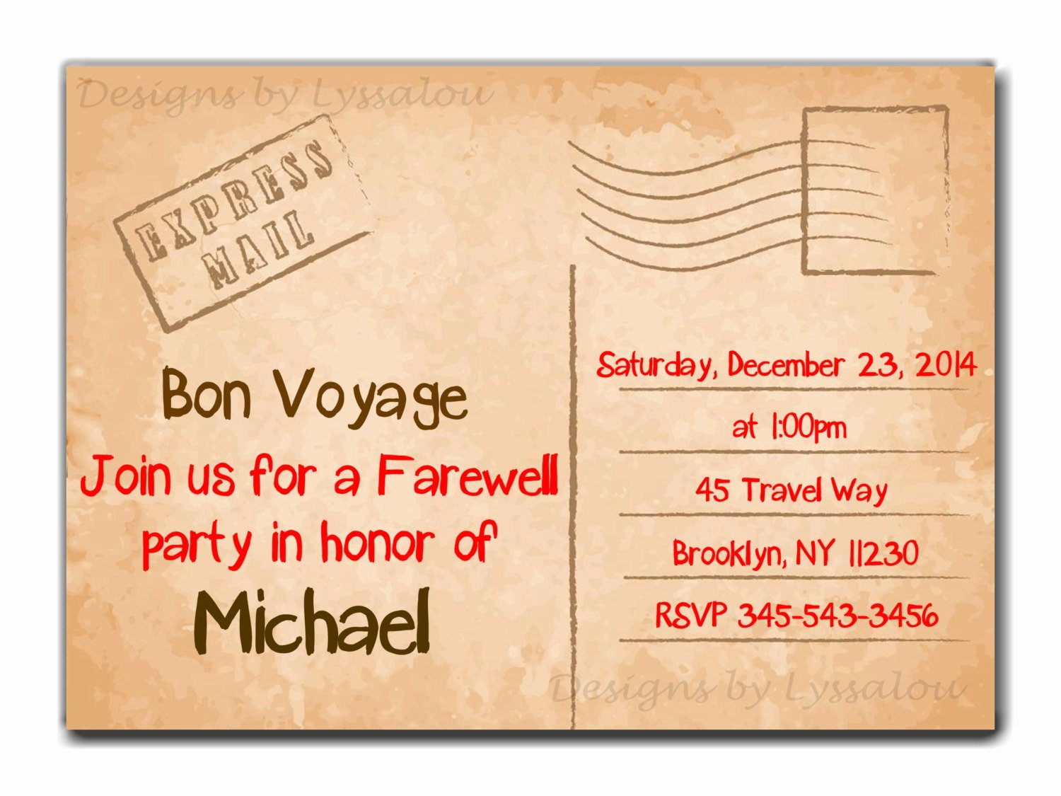 Free Farewell Invitation Template Inspirational Farewell Dinner Invitation Wording