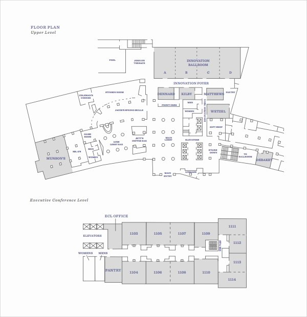 Free Floor Plan Template Elegant Sample Floor Plan Template 9 Free Documents In Pdf Word
