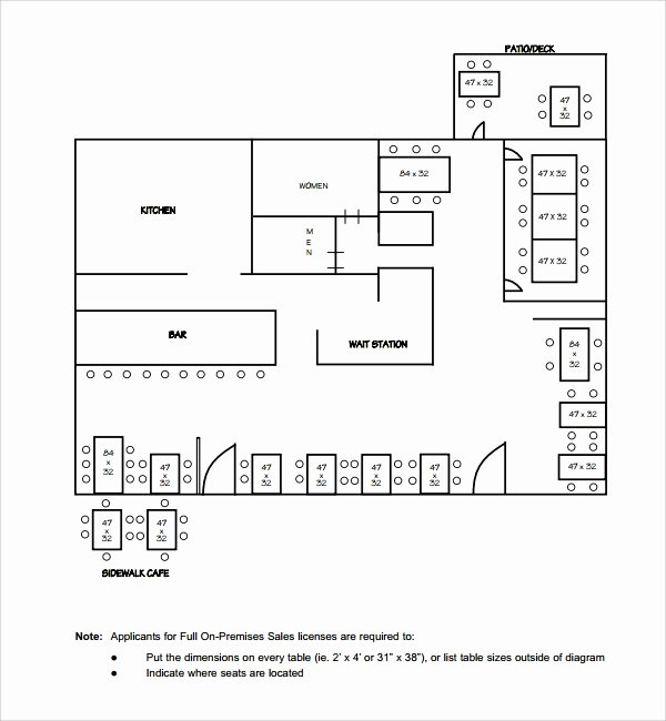 Free Floor Plan Template Inspirational Sample Floor Plan Template 11 Free Documents In Pdf Word