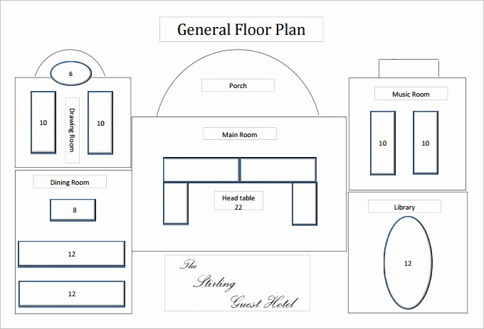 Free Floor Plan Template Lovely Floor Plan Templates 20 Free Word Excel Pdf Documents