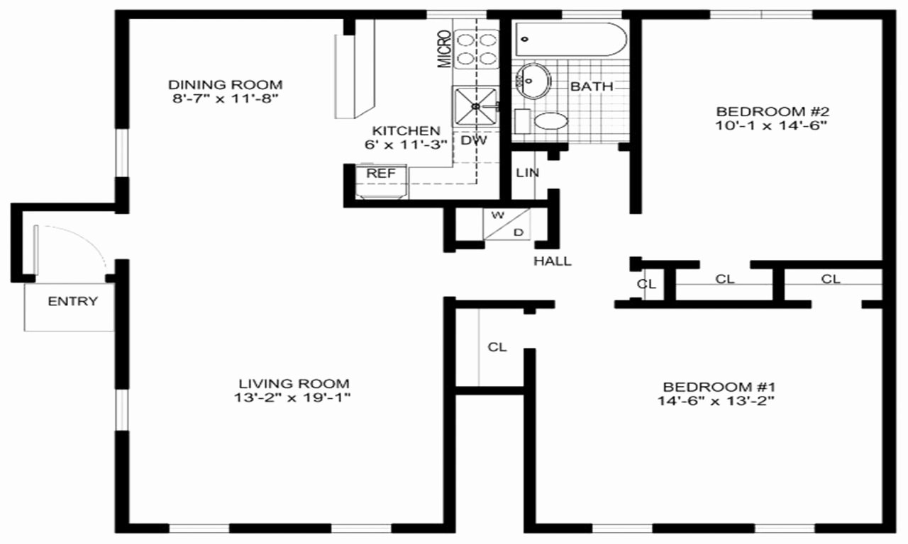 Free Floor Plan Template Unique Free Printable Furniture Templates for Floor Plans