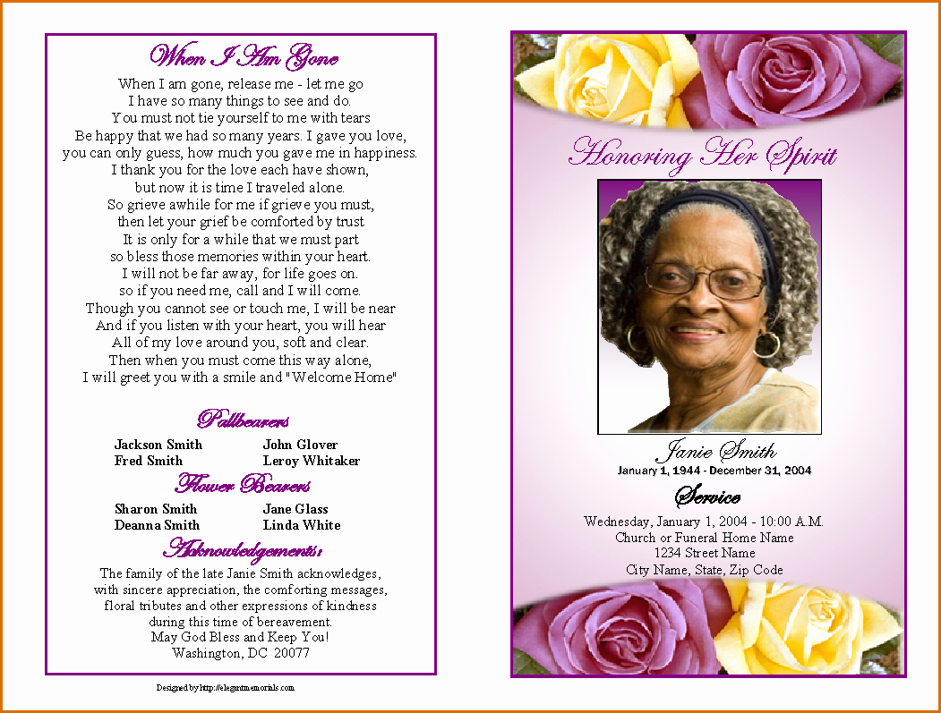 Free Funeral Invitation Template Best Of Printable Funeral Programs Music Search Engine at Search
