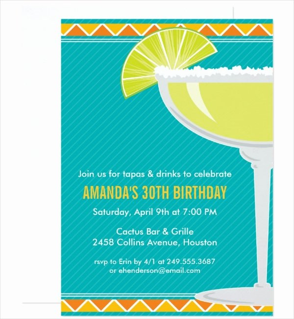 Free Happy Hour Invitation Template Beautiful 14 Happy Hour Invitation Designs & Templates Psd Ai