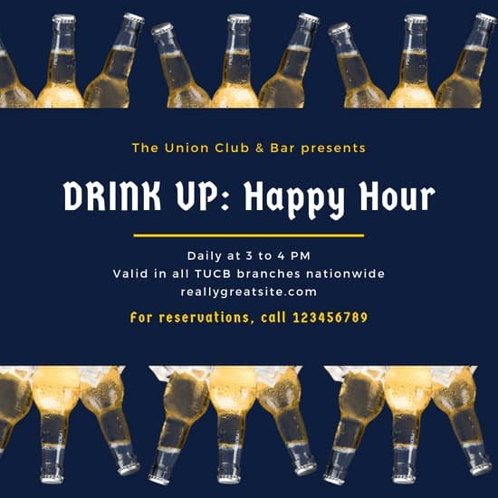 Free Happy Hour Invitation Template Luxury Customize 71 Happy Hour Invitation Templates Online Canva