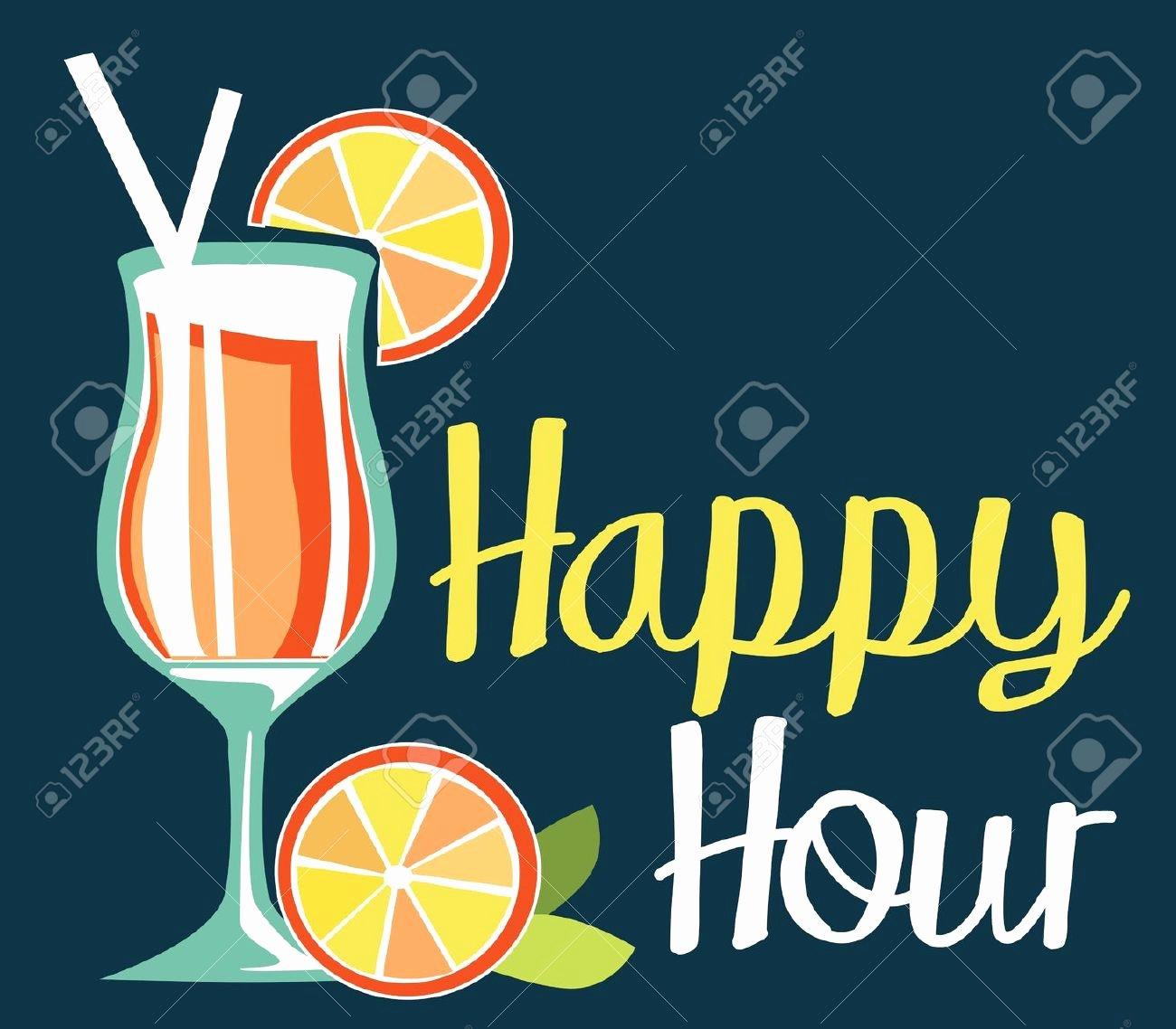 Free Happy Hour Invitation Template Unique Happy Hour Invitation Templates
