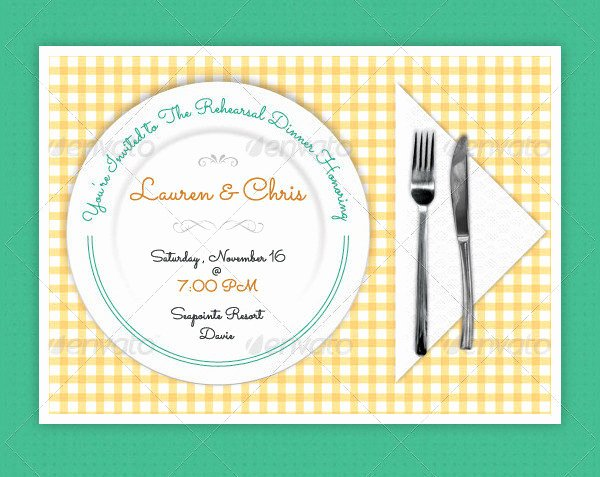 Free Lunch Invitation Template Fresh Dinner Invitation Template 23 Free & Premium Download