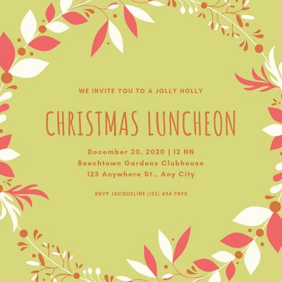 Free Lunch Invitation Template Unique Customize 65 Luncheon Invitation Templates Online Canva