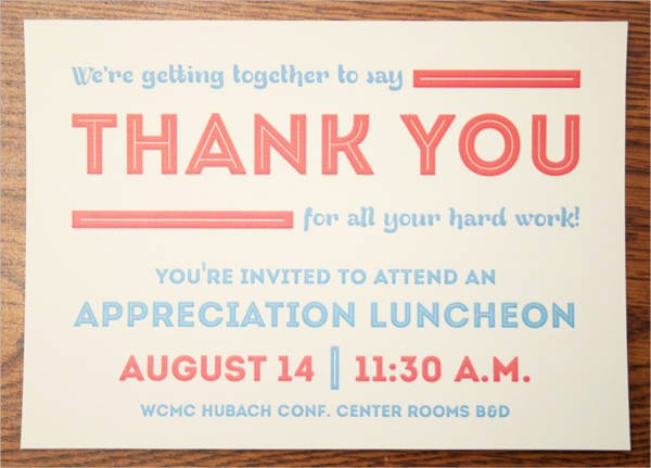 Free Luncheon Invitation Template Luxury 30 Free Invitation Template Download