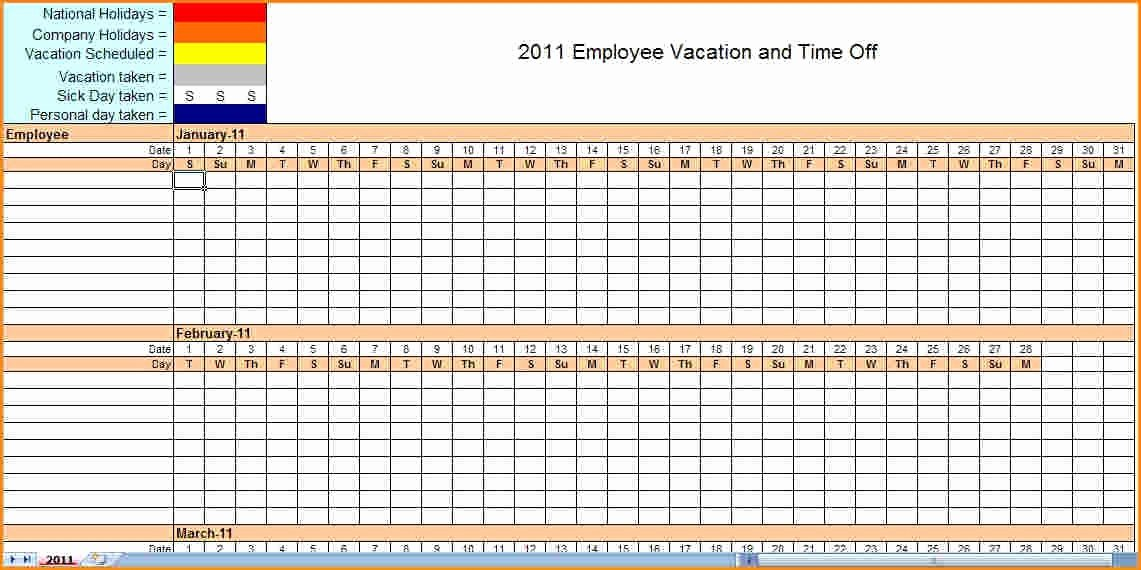 Free Monthly Employee Schedule Template Best Of Monthly Employee Schedule Template Excel – Printable