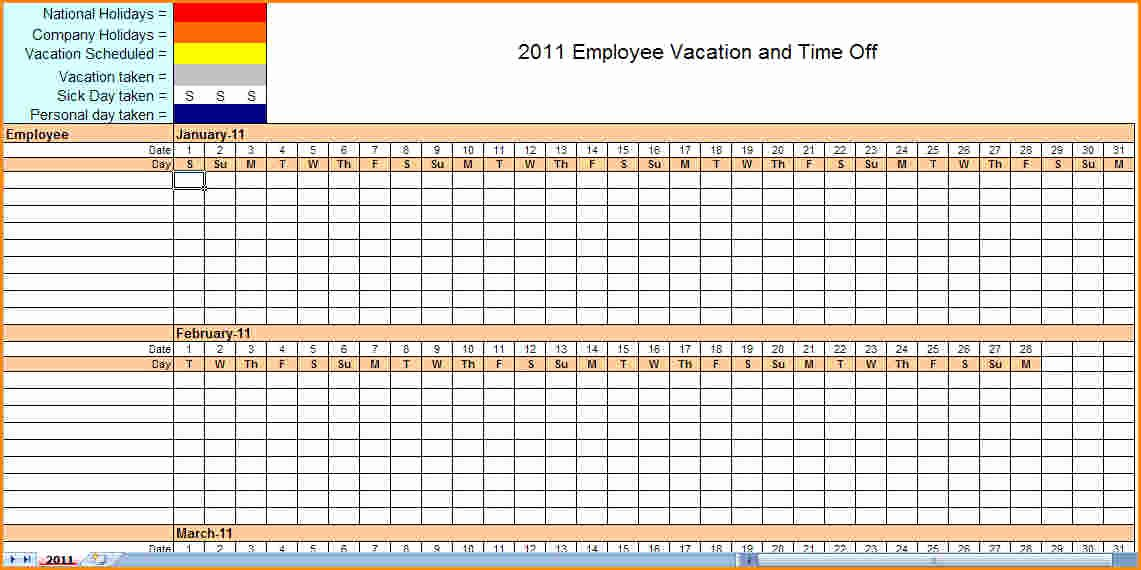 Free Monthly Employee Schedule Template Unique Monthly Employee Schedule Template Excel