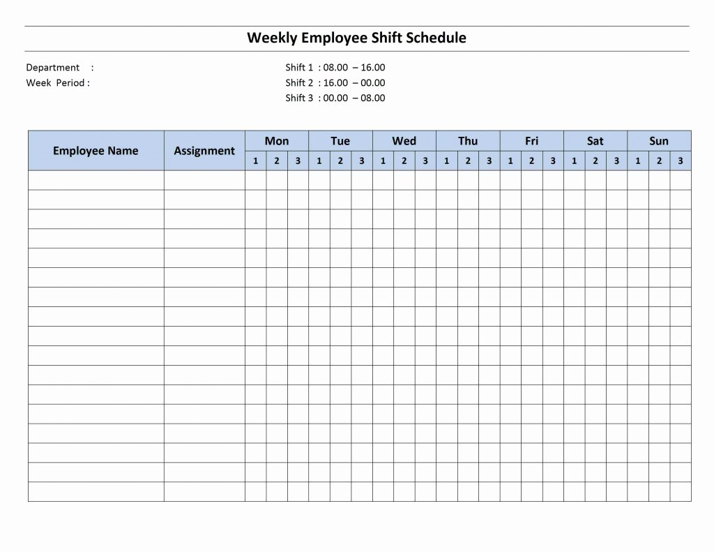 Free Monthly Work Schedule Template New Schedule Word Templates Free Word Templates