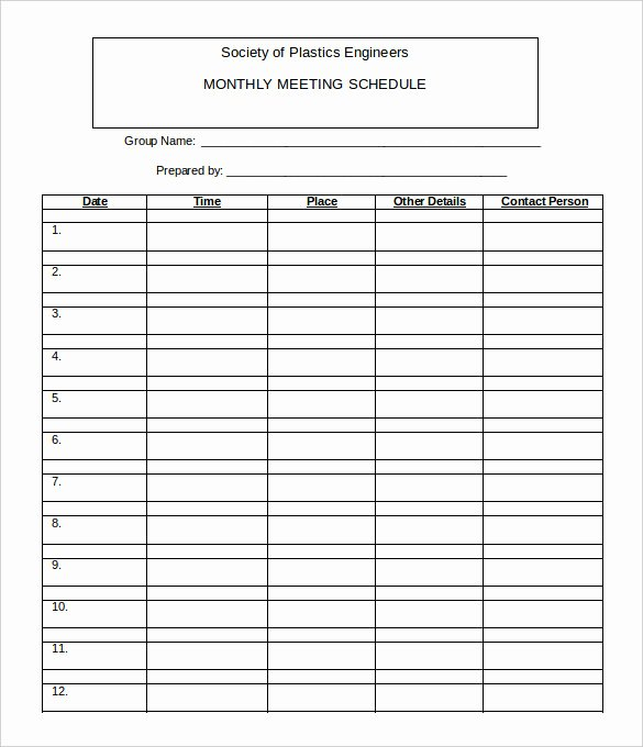 Free Monthly Work Schedule Template Unique 22 Monthly Work Schedule Templates Pdf Docs