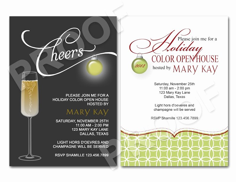 Free Open House Invitation Template Best Of Business Open House Invitation Template