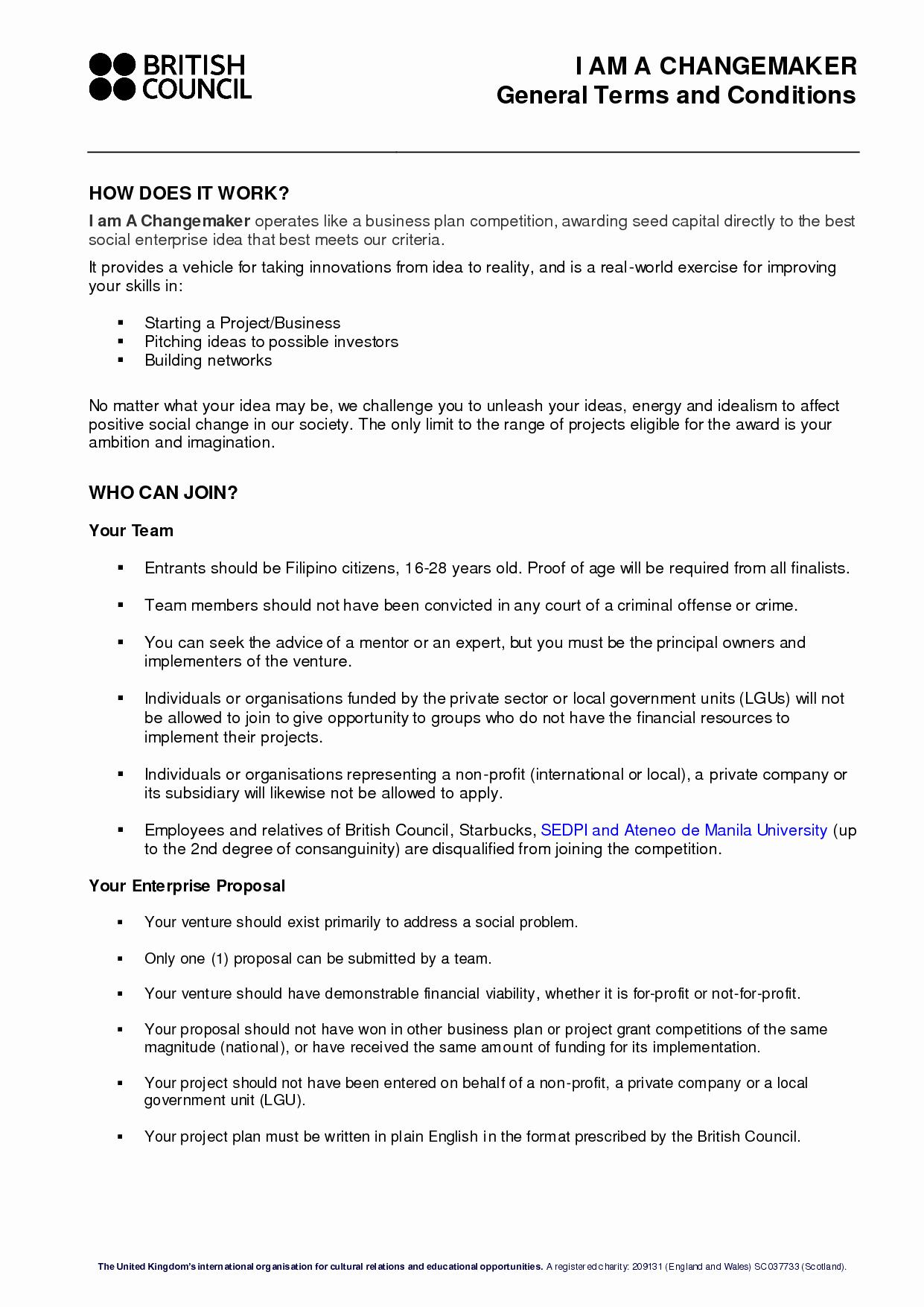 Free Printable Business Plan Template Elegant Free Printable Business Plan Sample form Generic