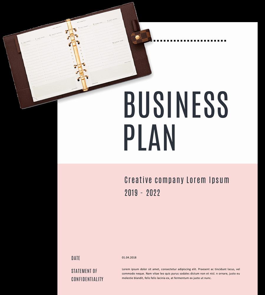 Free Printable Business Plan Template Fresh Business Plan Templates In Word for Free