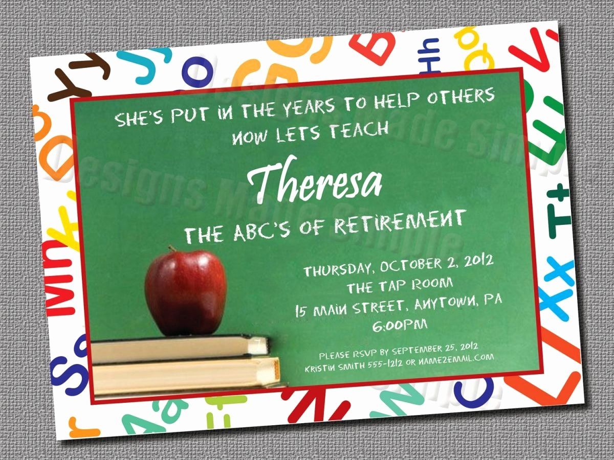 Free Retirement Party Program Template Awesome Free Printable Retirement Party Invitations Templates