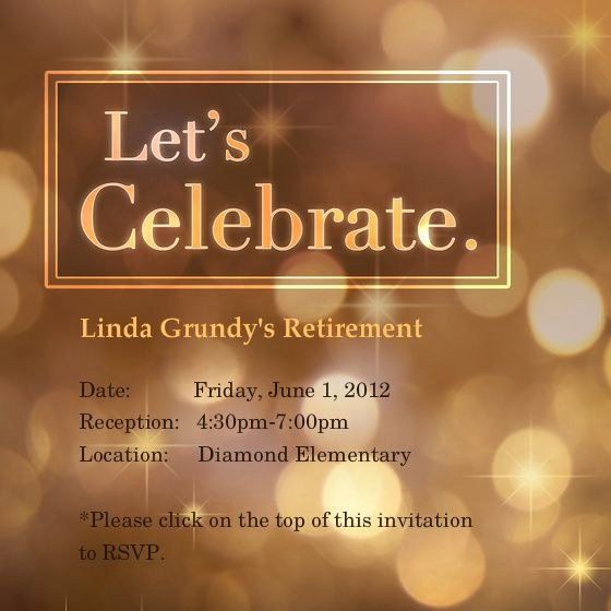 Free Retirement Party Program Template Awesome Free Retirement Invitations Template