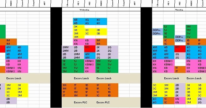 Free School Master Schedule Template Beautiful Kids Rock Creating A School Master Schedule