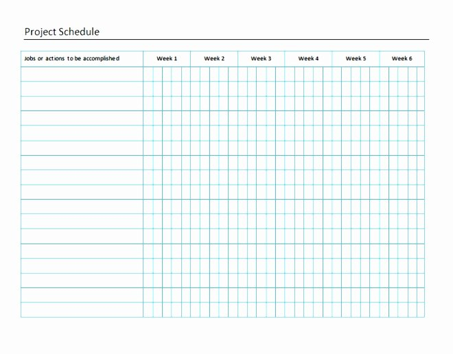 Free School Master Schedule Template Fresh Weekly House Cleaning Schedule Template & Checklist Chart