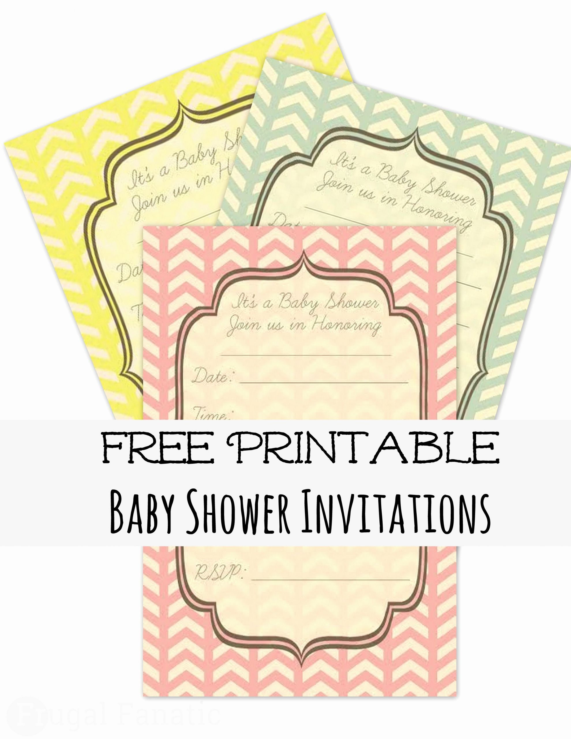 Free Shower Invitation Template Fresh Baby Shower Invitation Free Baby Shower Invitation