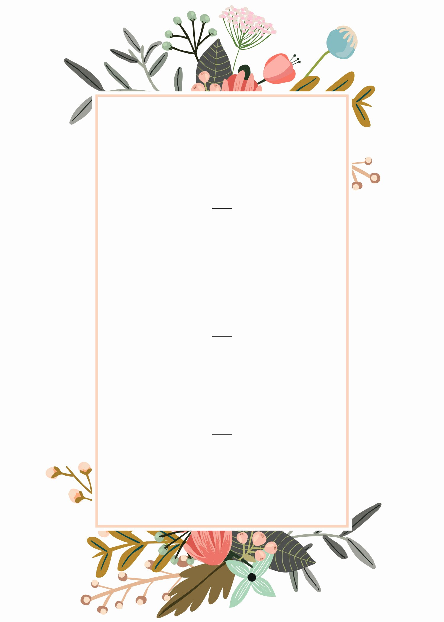 Free Wedding Invitation Template Awesome Editable Wedding Invitation Templates for the Perfect Card