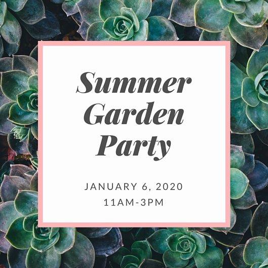 Garden Party Invite Template Inspirational Elegant Garden Party Invitation Templates by Canva