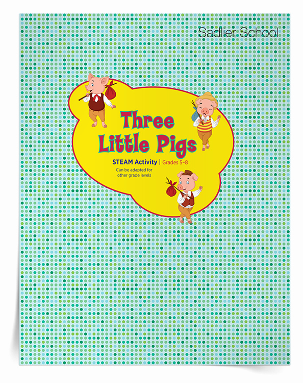 Go Math Lesson Plan Template Best Of Three Little Pigs Steam Activity 5–6 Download