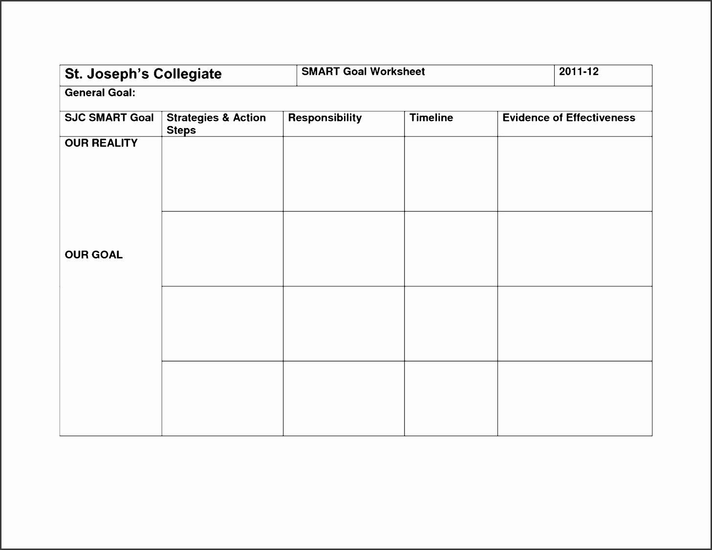 Goal Action Plan Template Inspirational 7 Action Plan Template Pdf Sampletemplatess