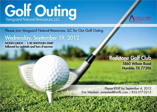 Golf Invitation Template Free Download Unique 30 Free Invitation Template Download