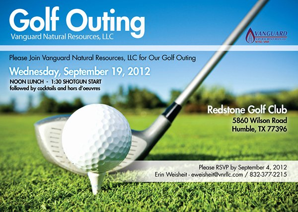 Golf Outing Invitation Template Awesome Golf Outing Invitation On Behance