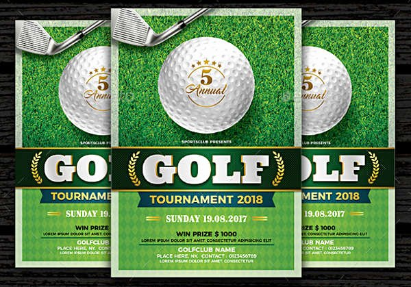 Golf Outing Invitation Template Elegant 46 event Invitations Designs & Templates Psd Ai