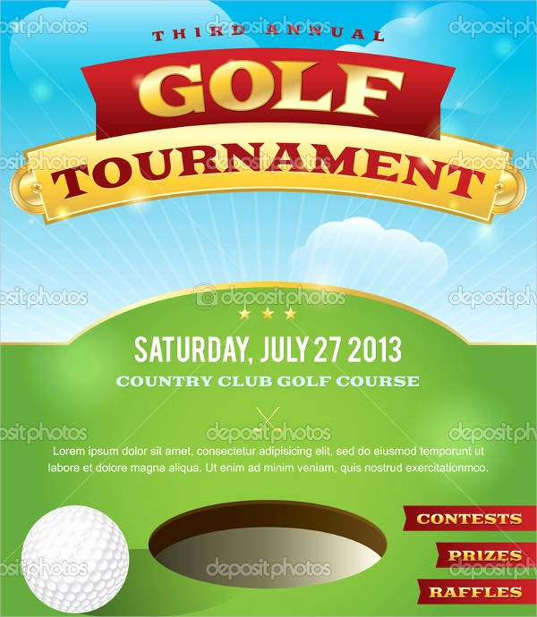 Golf tournament Invitation Template New 30 Free Invitation Template Download