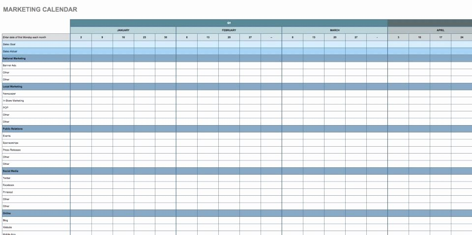 Google Docs Employee Schedule Template Fresh Free Google Calendar Templates