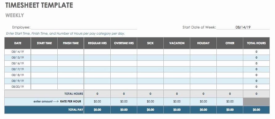 Google Docs Employee Schedule Template Inspirational 15 Free Payroll Templates