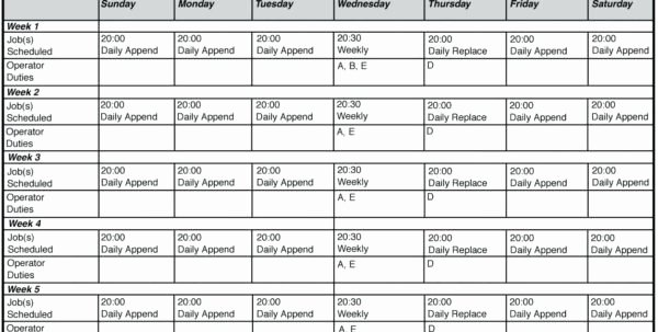 Google Docs Employee Schedule Template Unique Employee Schedule format 14 isipingo Secondary to Employee