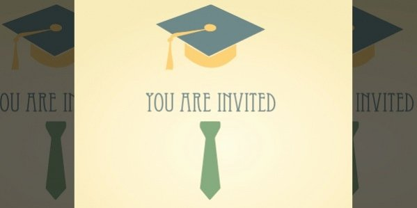 Graduation Dinner Invitation Template Beautiful 22 Free Graduation Invitation Designs Psd Ai